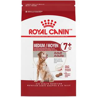ROYAL CANIN® SIZE HEALTH NUTRITION Medium Adult 7+ Dry Dog Food