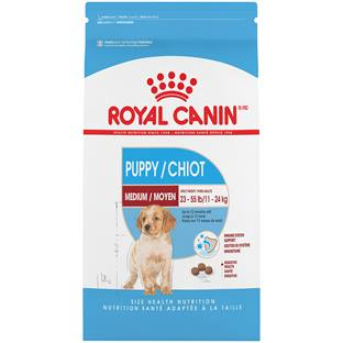 ROYAL CANIN® SIZE HEALTH NUTRITION™ Medium Puppy Dry Dog Food
