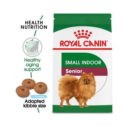 ROYAL CANIN® SIZE HEALTH NUTRITION™ Small Indoor Senior Dry Dog Food