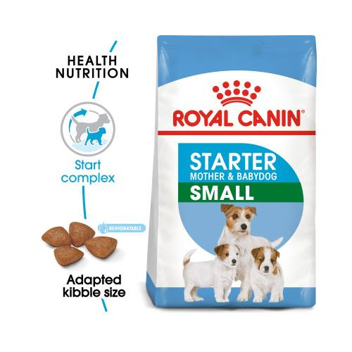 ROYAL CANIN® SIZE HEALTH NUTRITION Small Starter Mother And Babydog Dry Dog Food