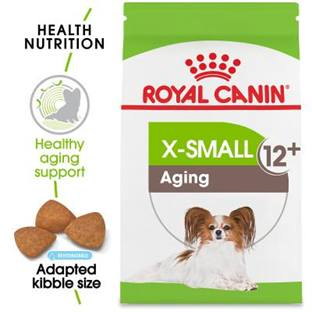 ROYAL CANIN® SIZE HEALTH NUTRITION X-Small Aging 12+ Dry Dog Food
