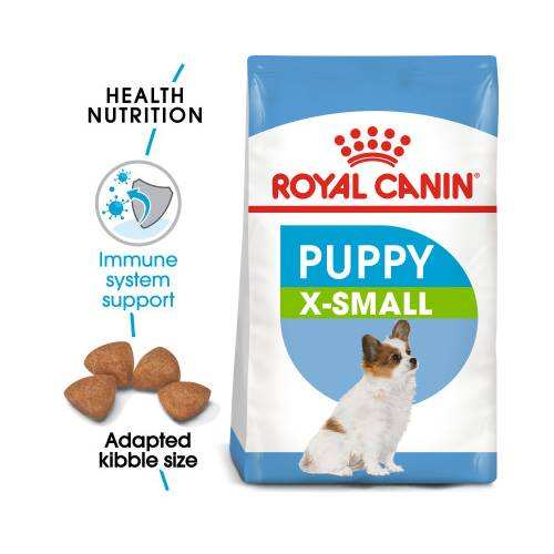 ROYAL CANIN® SIZE HEALTH NUTRITION™ X-Small Puppy Dry Dog Food