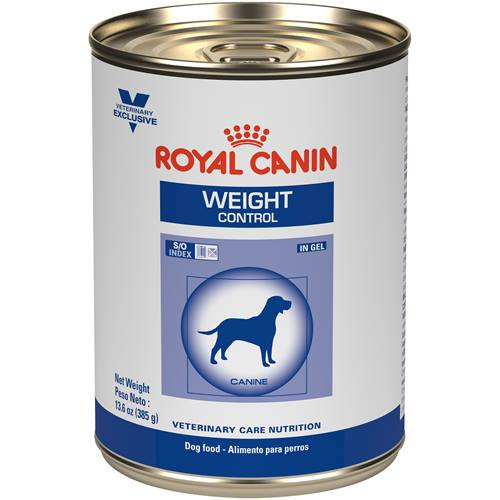 ROYAL CANIN® VETERINARY CARE NUTRITION™ Canine Weight Control in gel canned dog food