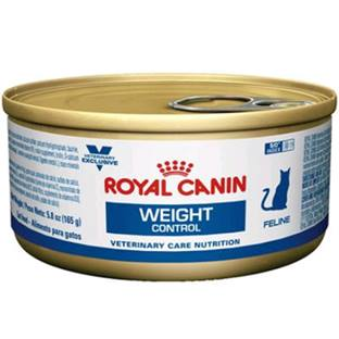 ROYAL CANIN® VETERINARY CARE NUTRITION™ Feline Weight Control in gel canned cat food