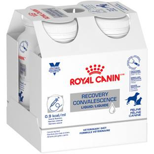 ROYAL CANIN® VETERINARY DIET® Canine and Feline Recovery Liquid