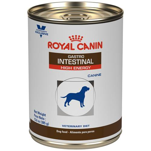 ROYAL CANIN VETERINARY DIET® Canine Gastrointestinal High Energy in gel canned dog food