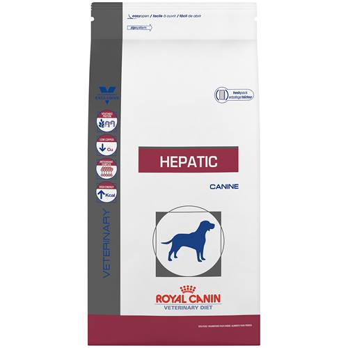 ROYAL CANIN VETERINARY DIET® Canine Hepatic dry dog food