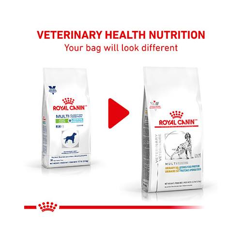 ROYAL CANIN VETERINARY DIET® Canine MULTIFUNCTION URINARY + HYDROLYZED PROTEIN dry dog food