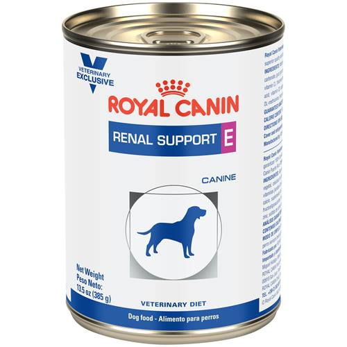 ROYAL CANIN VETERINARY DIET® Canine RENAL SUPPORT E™ loaf in sauce canned dog food