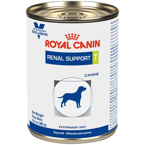 ROYAL CANIN VETERINARY DIET® Canine RENAL SUPPORT T™ loaf in sauce canned dog food
