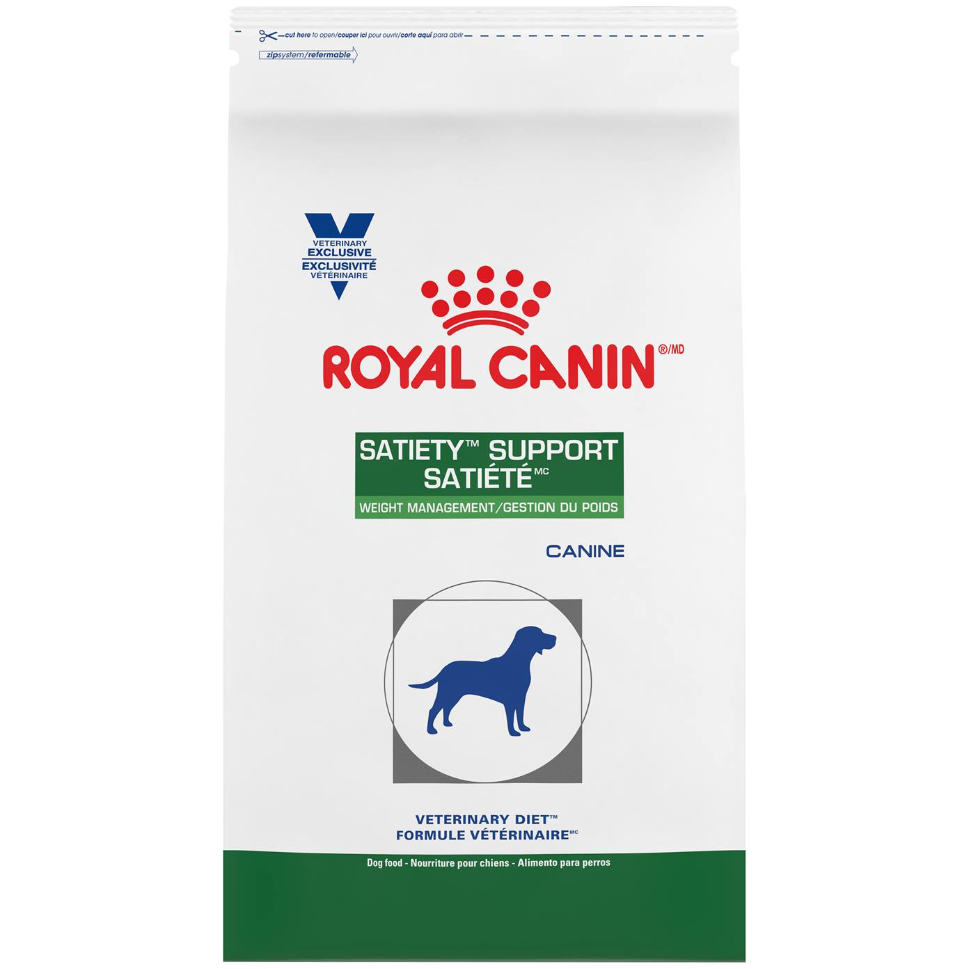ROYAL CANIN VETERINARY DIET® Canine SATIETY® Support Weight Management Dry Dog Food