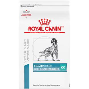 ROYAL CANIN VETERINARY DIET® Canine Selected Protein Adult KO dry dog food