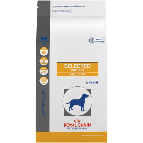 ROYAL CANIN VETERINARY DIET® Canine Selected Protein Adult PD dry dog food