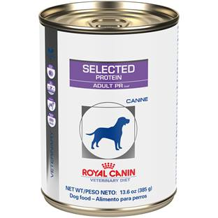 ROYAL CANIN VETERINARY DIET® Canine Selected Protein Adult PR in gel canned dog food