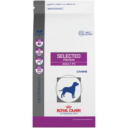 ROYAL CANIN VETERINARY DIET® Canine Selected Protein Adult PV dry dog food