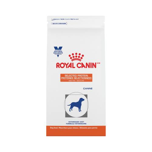 ROYAL CANIN VETERINARY DIET® Canine Selected Protein Adult PW dry dog food