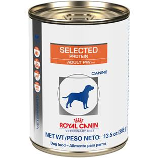 ROYAL CANIN VETERINARY DIET® Canine Selected Protein Adult PW in gel canned dog food