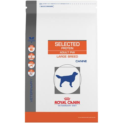 ROYAL CANIN VETERINARY DIET® Canine Selected Protein Adult PW Large Breed dry dog food