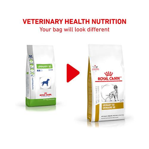 ROYAL CANIN VETERINARY DIET® Canine Urinary SO® Dry Dog Food