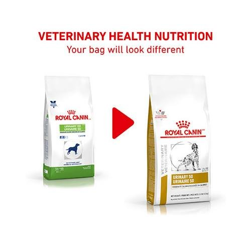 ROYAL CANIN VETERINARY DIET® Canine Urinary SO® Moderate Calorie Dry Dog Food