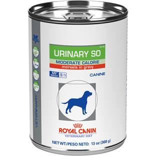 ROYAL CANIN VETERINARY DIET® Canine Urinary SO® Moderate Calorie Canned Dog Food