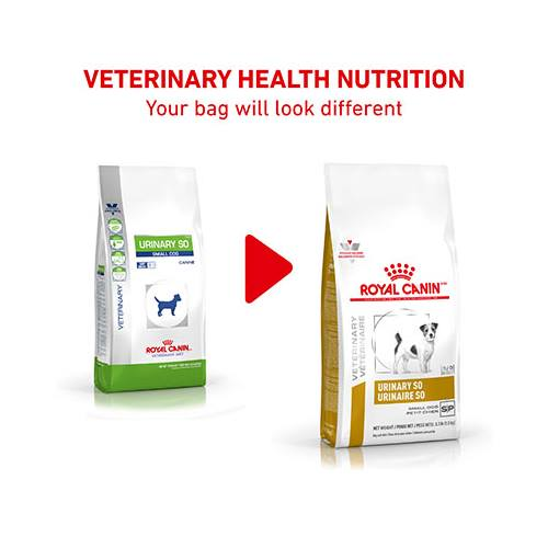 ROYAL CANIN VETERINARY DIET® Canine Urinary SO® Small Dog Dry Dog Food