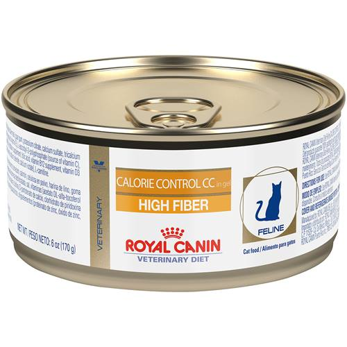 ROYAL CANIN® Veterinary Diet® Feline Calorie Control CC™ High Fiber Canned Cat Food