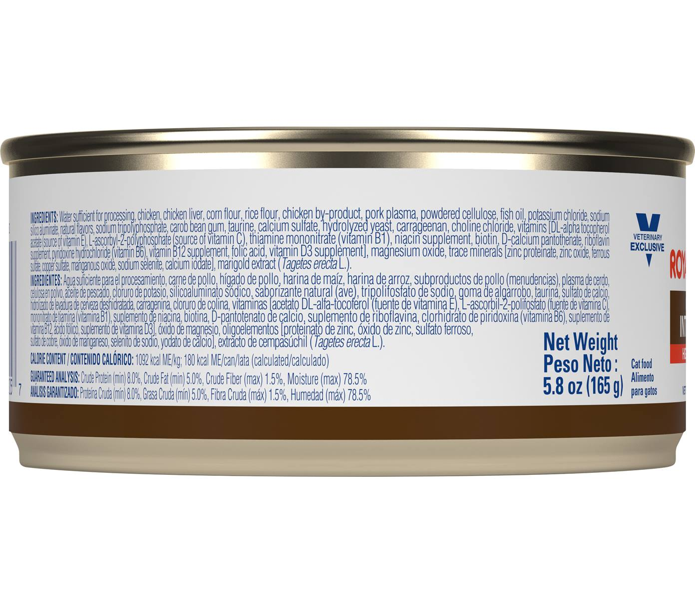 ROYAL CANIN VETERINARY DIET® Feline Gastrointestinal High Energy in gel canned cat food