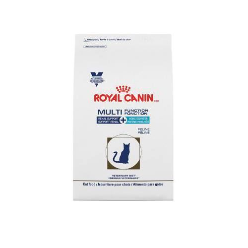 ROYAL CANIN VETERINARY DIET® Feline MULTIFUNCTION RENAL SUPPORT + HYDROLYZED PROTEIN dry cat food