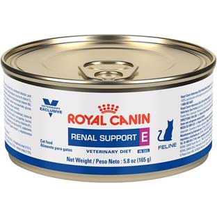 ROYAL CANIN VETERINARY DIET® Feline RENAL SUPPORT E™ loaf in sauce canned cat food