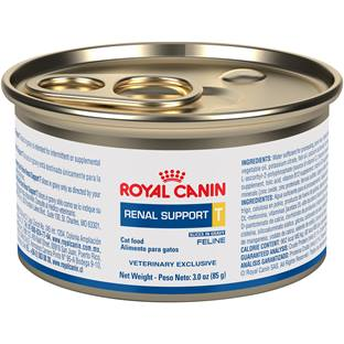 ROYAL CANIN VETERINARY DIET® Feline RENAL SUPPORT T™ morsels in gravy canned cat food