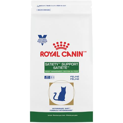 ROYAL CANIN VETERINARY DIET® Feline SATIETY® Support Weight Management Dry Cat Food