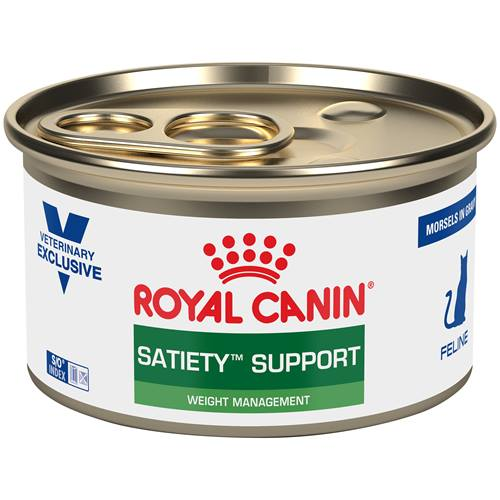ROYAL CANIN VETERINARY DIET® Feline SATIETY® Support Weight Management Canned Morsel Cat Food