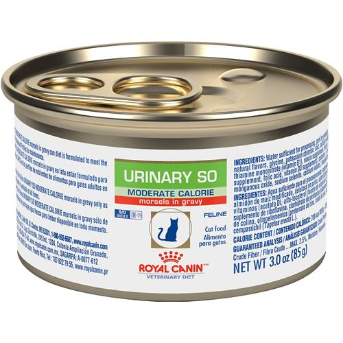 ROYAL CANIN VETERINARY DIET® Feline Urinary SO® Moderate Calorie Dry Cat Food