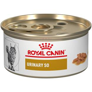 ROYAL CANIN VETERINARY DIET® Feline Urinary SO® Morsels in Gravy canned cat food