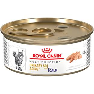 ROYAL CANIN VETERINARY DIET® Feline Urinary SO Aging 7+ + Calm Canned Cat Food