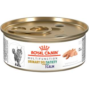 ROYAL CANIN VETERINARY DIET® Feline Urinary SO + Satiety + Calm® Loaf in Sauce Wet Cat Food
