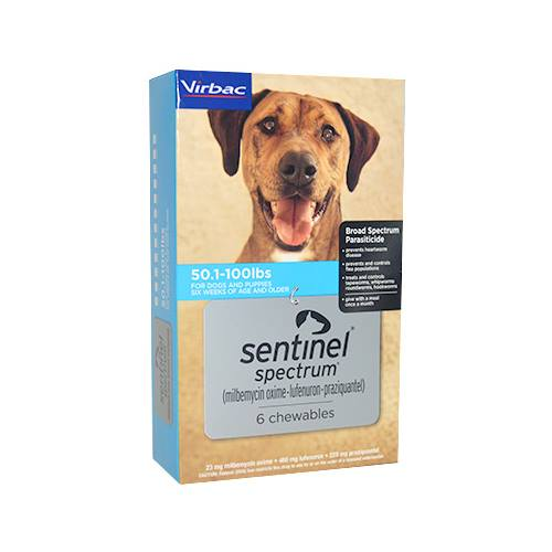 Sentinel® Spectrum® Chewables