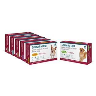 Simparica Trio™ Chewables for dogs