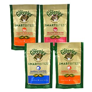 GREENIES® SMARTBITES® Feline Treats