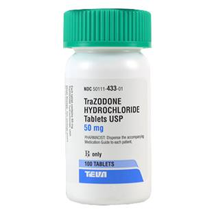 Trazodone HCL Tablets