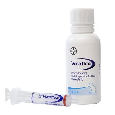 Veraflox® Oral Suspension For Cats