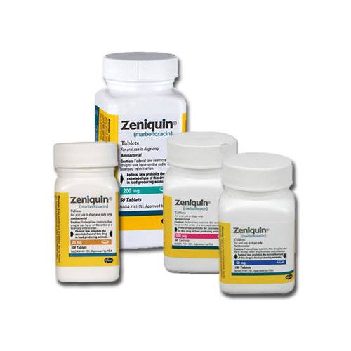 Zeniquin® Tablets