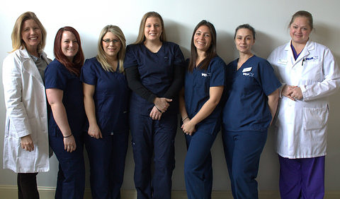 Internal Medicine Team Picture of VCA Shoreline Veterinary Referral and Emergency Center