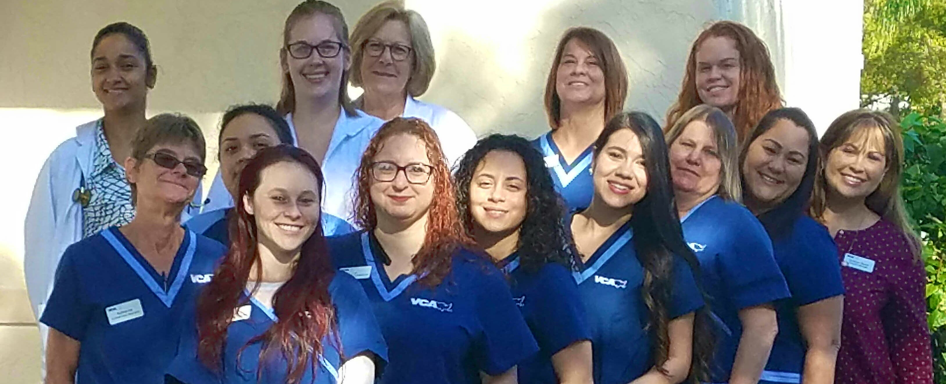 Team Picture of VCA Silver Lakes Animal Hospital