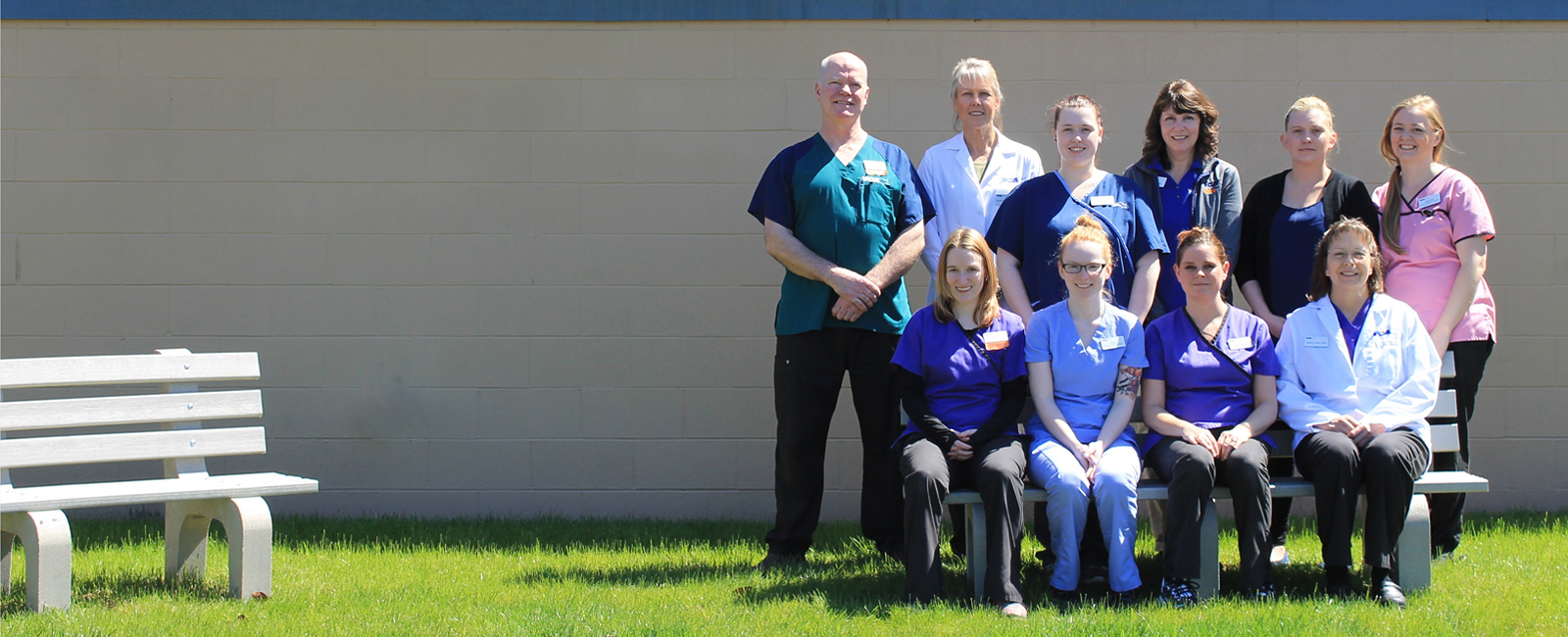 Team Picture of VCA Snohomish Animal Hospital