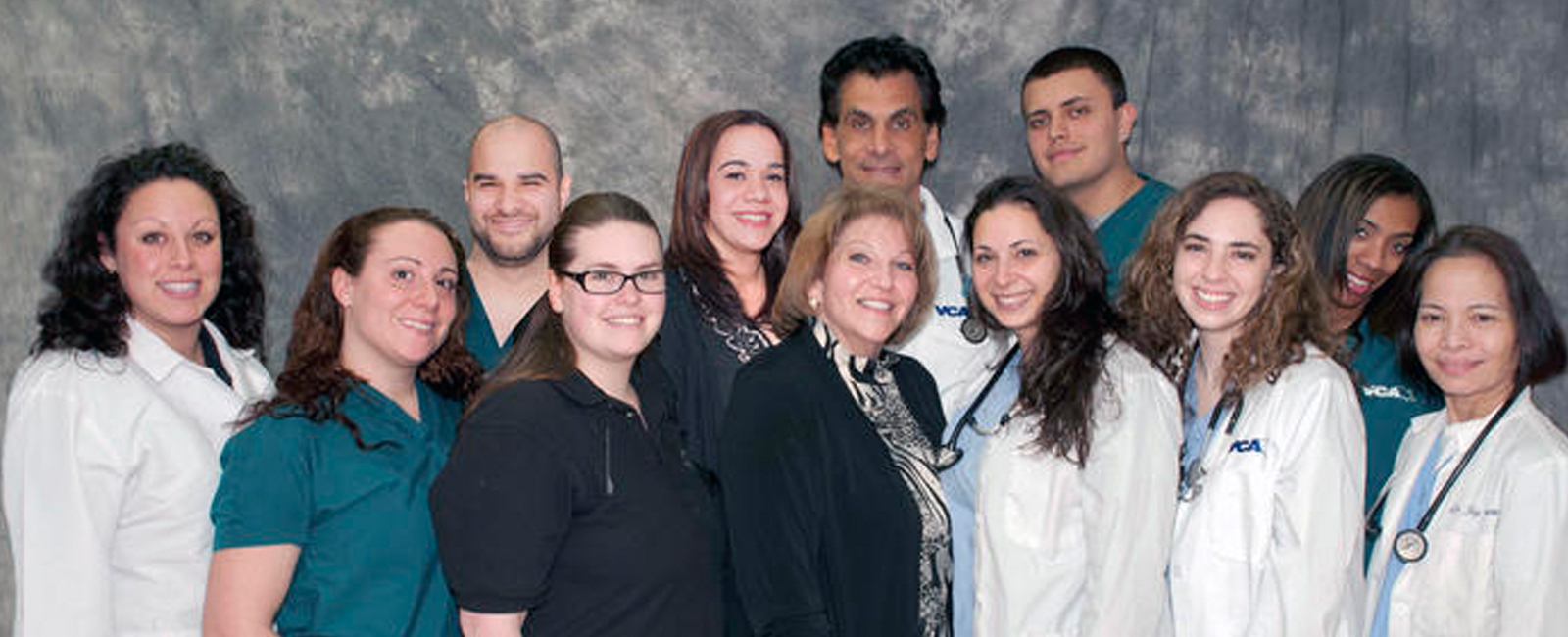 Homepage Team Picture of VCA SouthShore Animal Hospital
