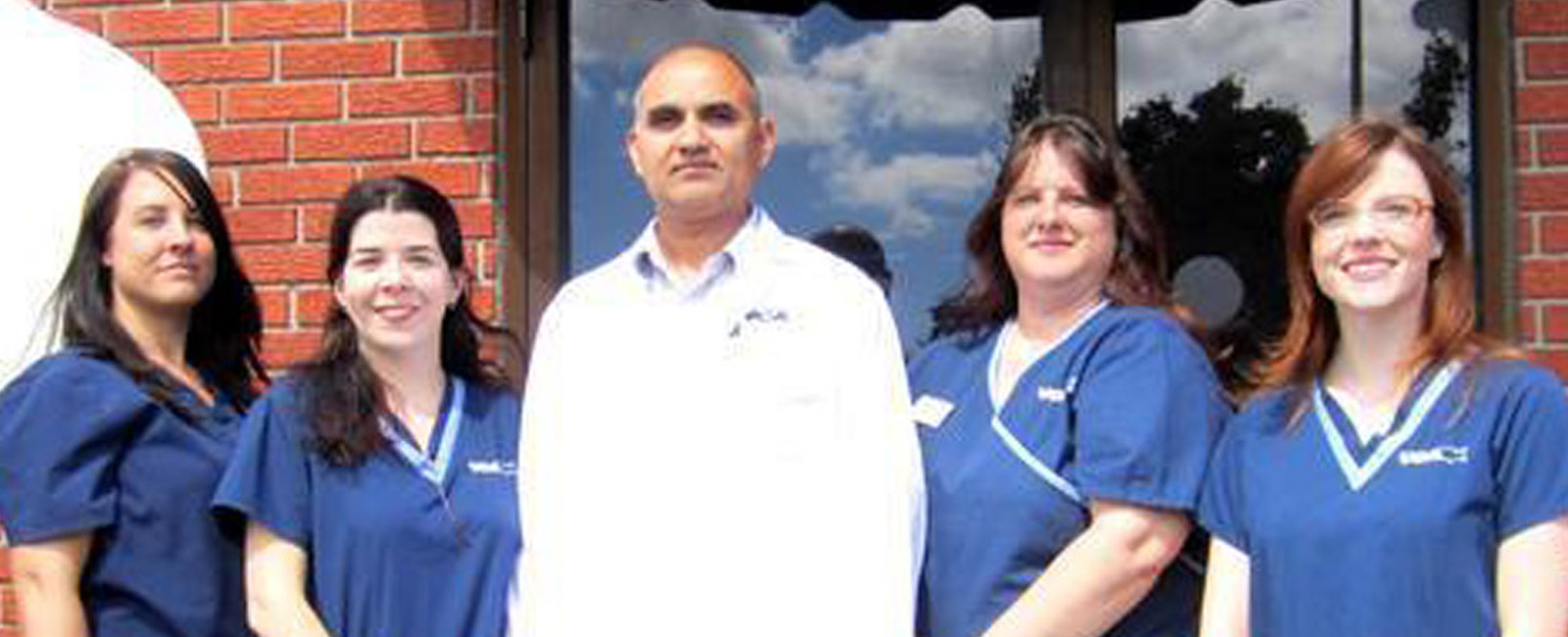 Homepage Team Picture of VCA Southland Animal Hospital