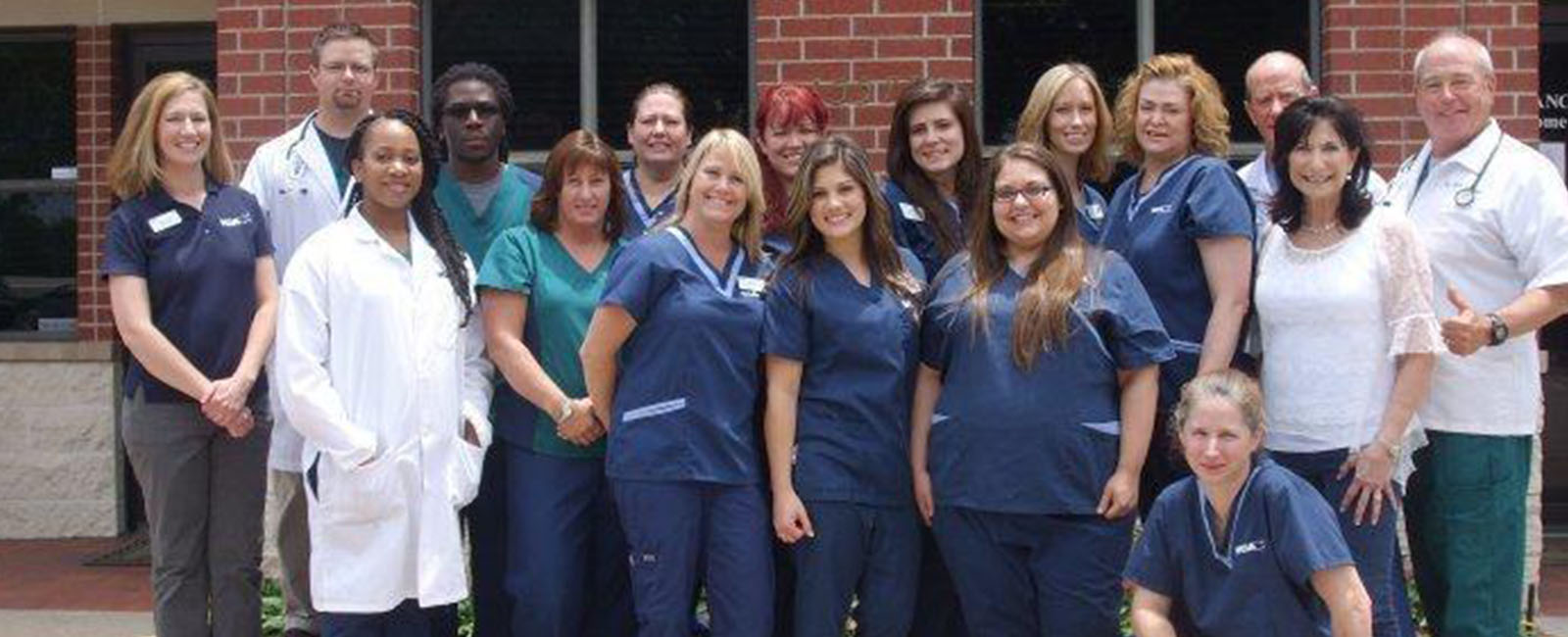 Homepage Team Picture of VCA Southwest Freeway Animal Hospital