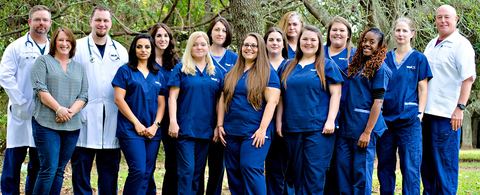 Team Picture of VCA Southwest Freeway Animal Hospital